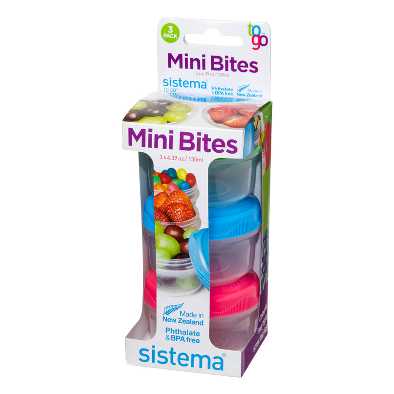 Sistema Mini Bites 3 Pack South Africa