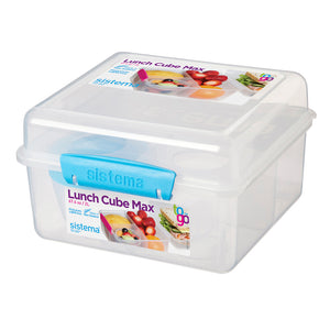 Lunch Cube Maxi With 1 Pot