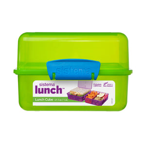 Sistema 1.4L Lunch Cube Coloured South Africa