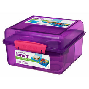 Sistema Lunch Cube Maxi With 1 Pot: 41745 South Africa