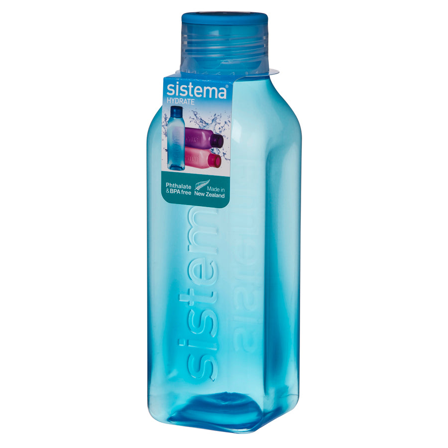725ml Medium Square Bottle