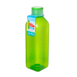 Sistema 1L Large Square Bottle: 890 South Africa