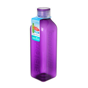Sistema 1L Large Square Bottle South Africa