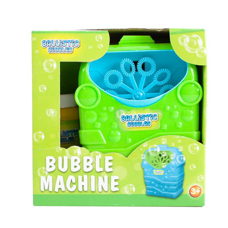 Ballistic Bubbles Bubble Machine South Africa