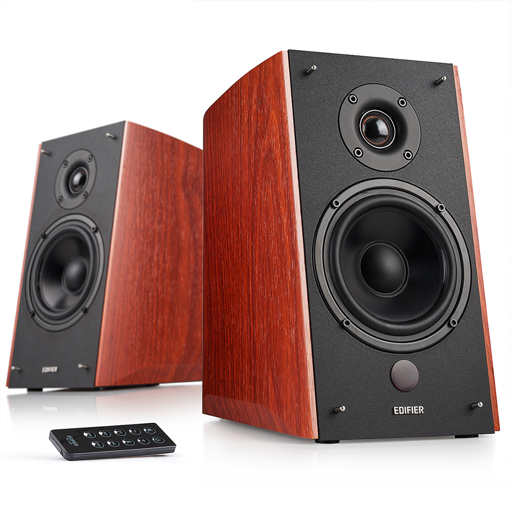 Edifier R2000DB: Active Bookshelf / Multimedia Speaker South Africa