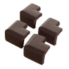 Dreambaby Dreambaby Foam Corner Cushions - Brown South Africa