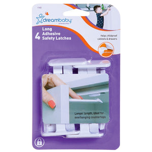 Dreambaby Long Adhesive Safety Latches South Africa