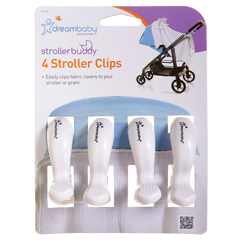 Dreambaby Stroller Clips South Africa