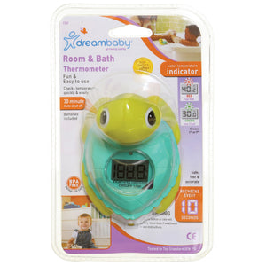 Dreambaby Turtle Bath & Room Thermometer South Africa