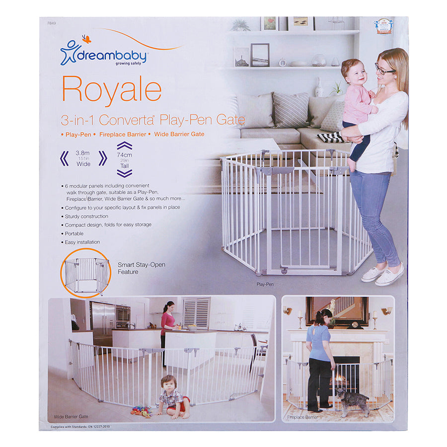 Dreambaby Royale Converta 3 in 1 Play Pen South Africa
