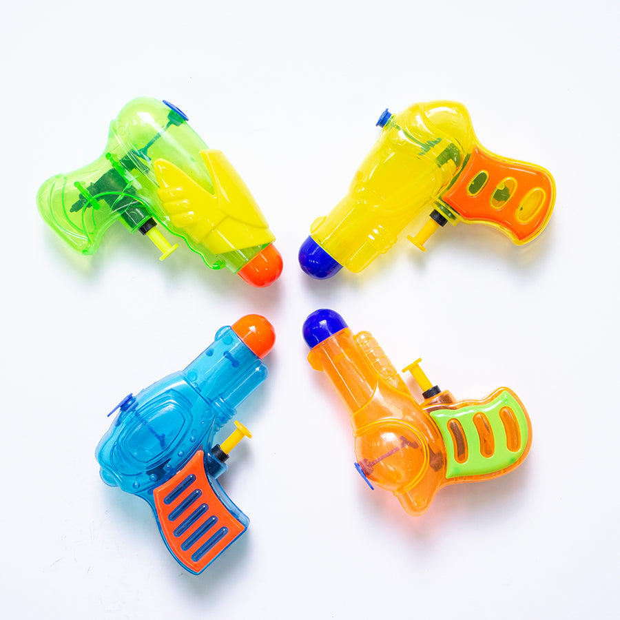 Water Pistols 4 Pack