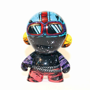 Munny Kid Robot by Deih