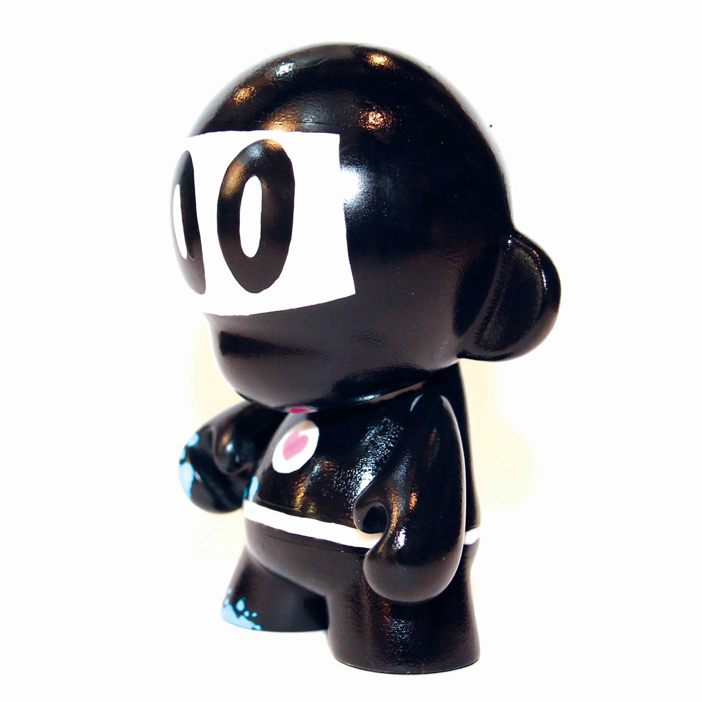 Munny Kidrobot by David de Limón