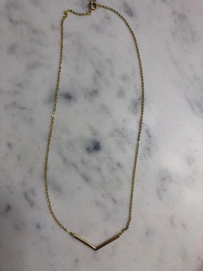 Simply Golden Necklace