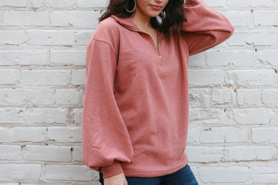 Warm Embrace Pullover