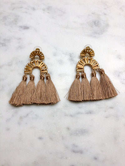 Come Closer Earrings
