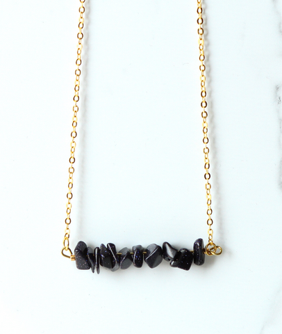 The Chipper in Black Agate