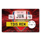 Tax Card Reminder – Sports