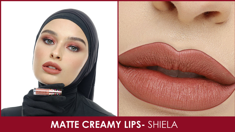 COMBO LIPMATTE + FOUNDATION (MW2)