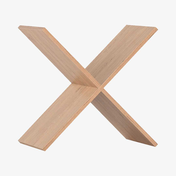 YU Shelf Divider X - Oak - CLM Home