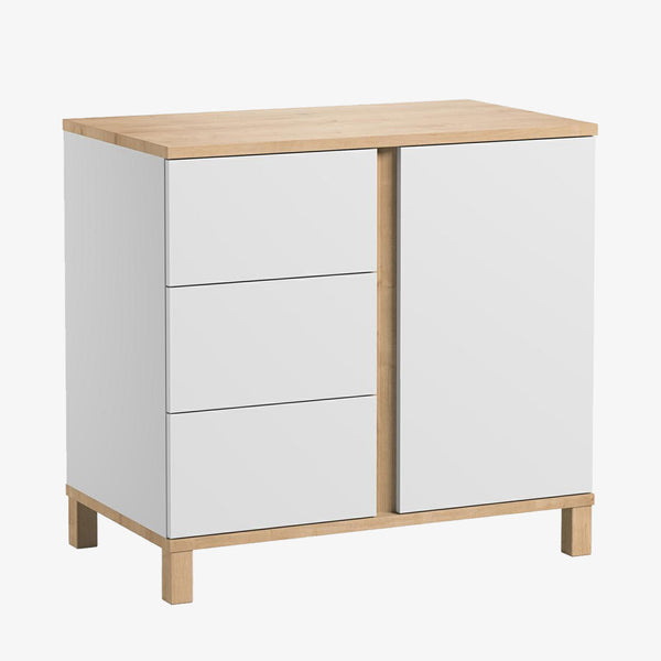 Altitude Dresser - White - CLM Home