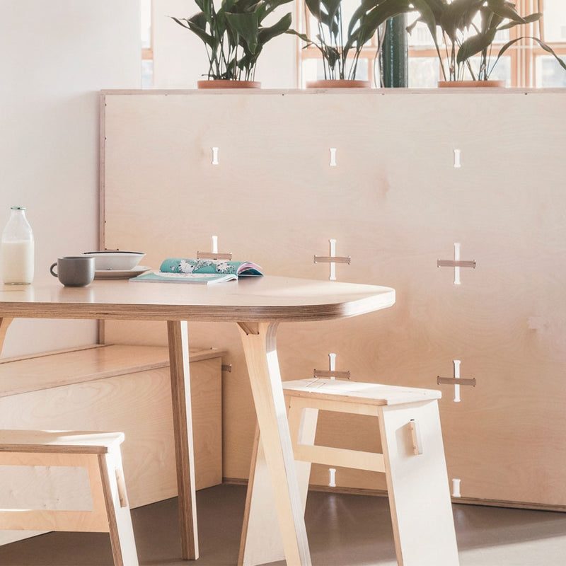 Edie Cafe Table - CLM Home