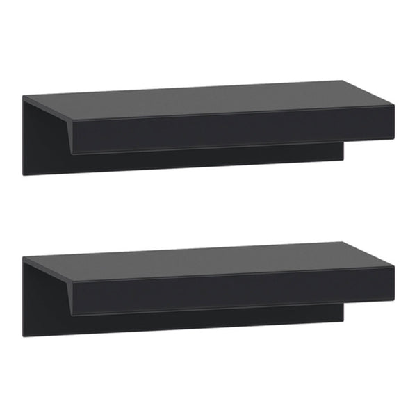 2Pcs Handle Set Black - CLM Home