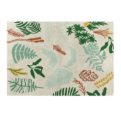 Botanic Plants Rug - CLM Home