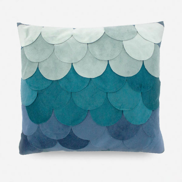 Mermaid Scatter - Blue - CLM Home