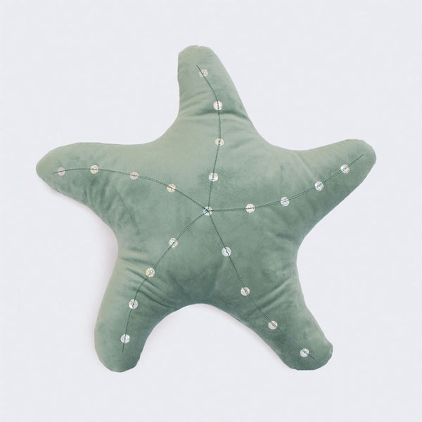 Starfish Scatter - Seafoam - CLM Home