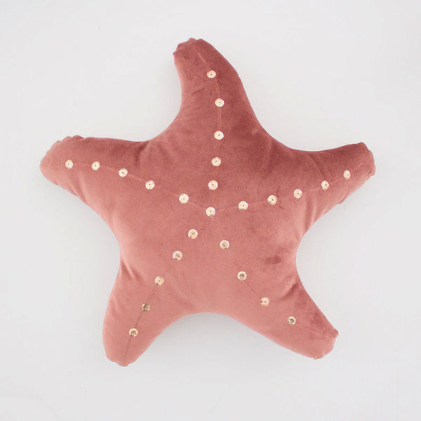 Starfish Scatter - Dusty Rose - CLM Home