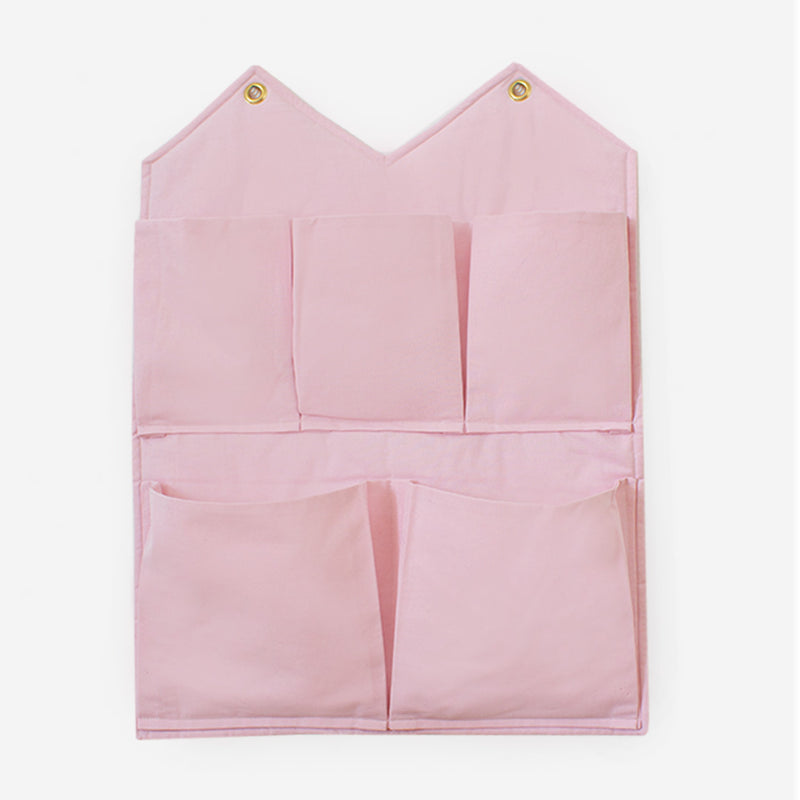 Wall Pocket - Nude Pink - CLM Home