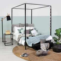 Liam Canopy Bed - CLM Home