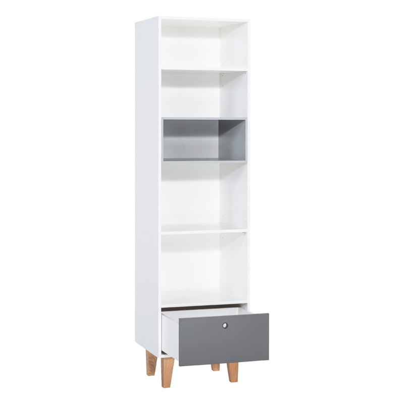 Concept Narrow Bookcase - CLM Home