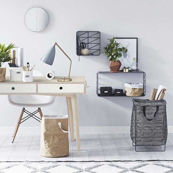 Leiff Birch Desk - CLM Home