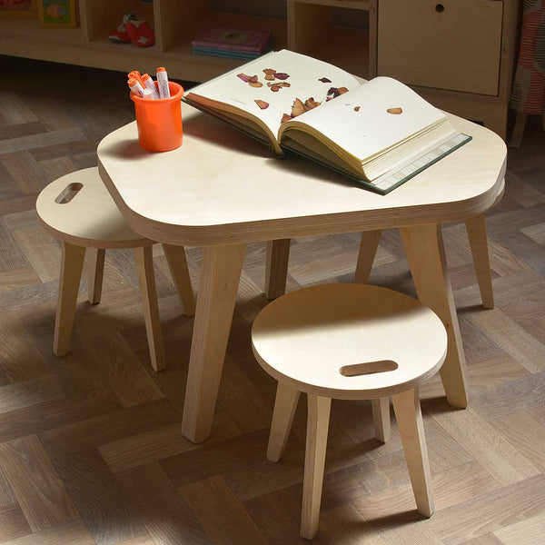 Edie Table & Stool Set - CLM Home
