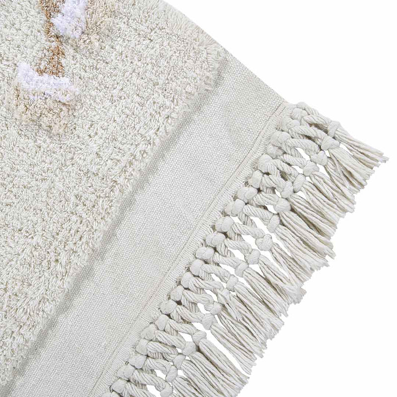 English Garden Rug - Ivory - CLM Home