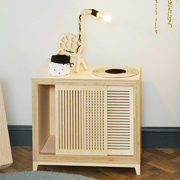 Linnea Nightstand - CLM Home