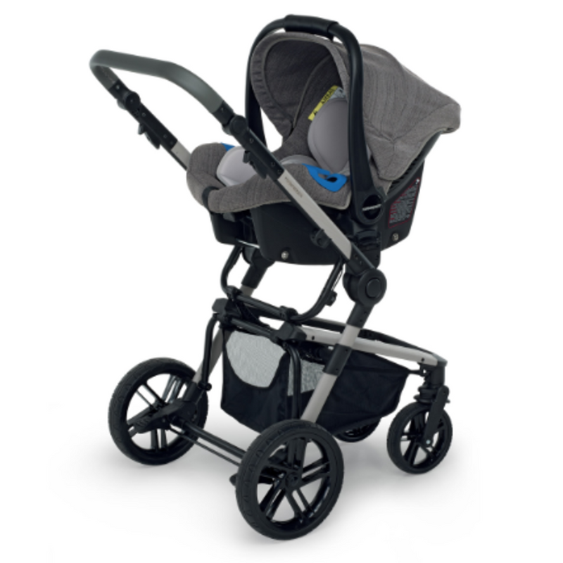 Iwood Travel System - Elite Grey - CLM Home