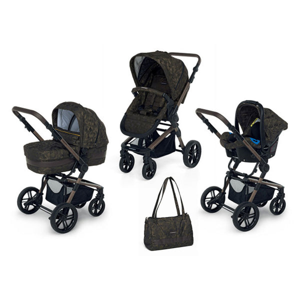 Iwood Travel System - Jungle - CLM Home