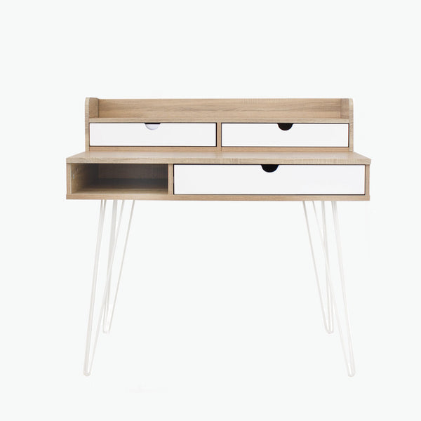 Kika Double Desk - CLM Home
