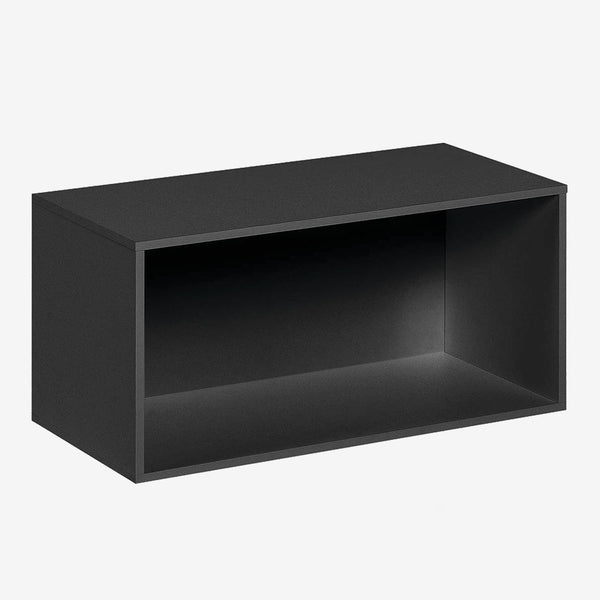 Balance Large Open Box - Black - CLM Home
