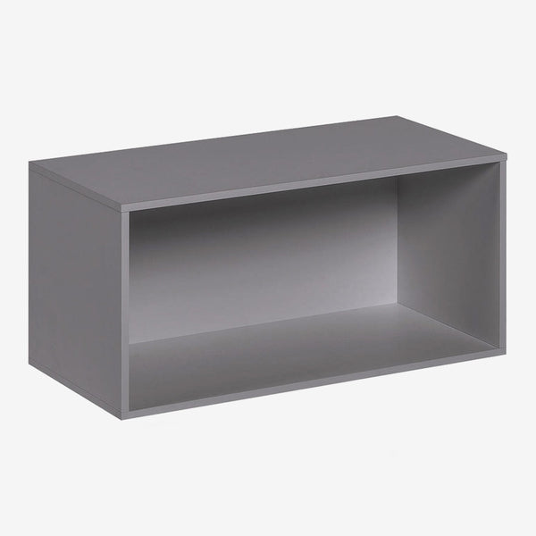 Balance Large Open Box - Graphite - CLM Home