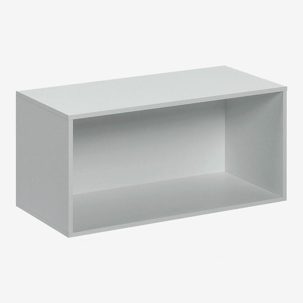 Balance Large Open Box - Light Grey - CLM Home