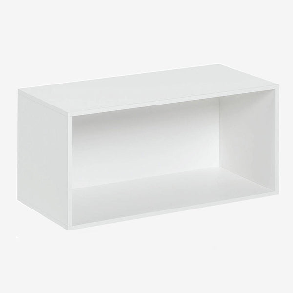 Balance Large Open Box - White - CLM Home