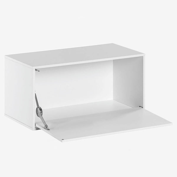 Balance Large Box with Door - White - CLM Home