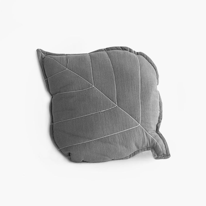 Signature Leaf Scatter - Misty Grey - CLM Home