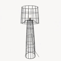 Lighthouse Floor Lamp - Black - CLM Home