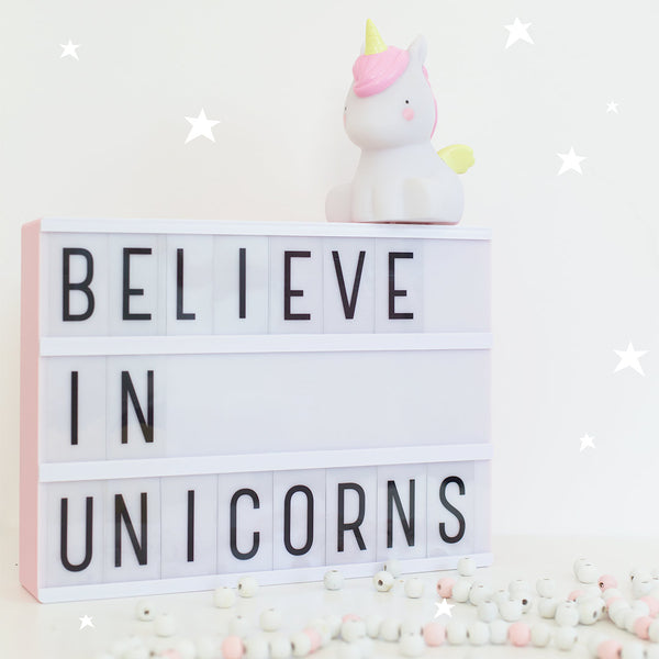 Unicorn Little Light - CLM Home