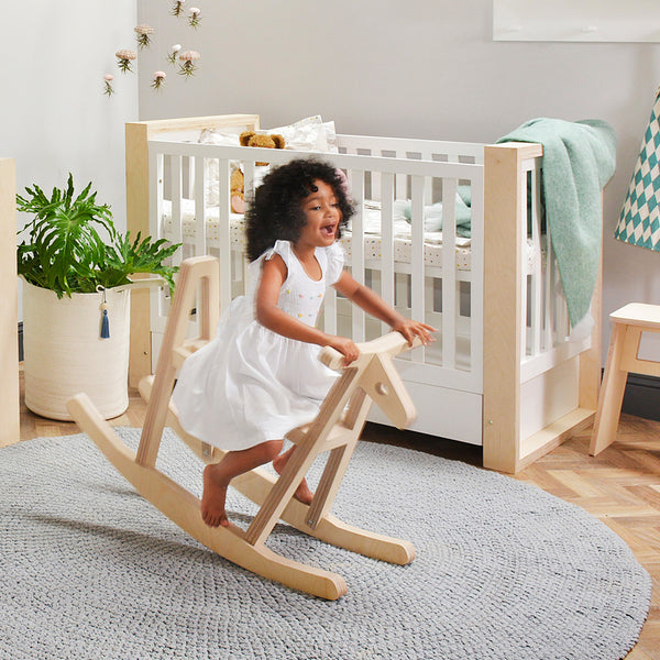 Logan Rocking Horse - CLM Home